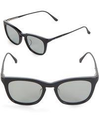 Bottega Veneta - 49mm Cat Eye Sunglasses - Lyst