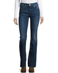 True Religion - Becca Mid-rise Bootcut Jeans - Lyst