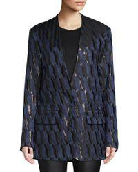 Dries Van Noten - Brocade Suit Jacket - Lyst