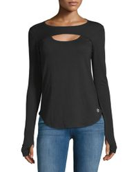 Just Live - Risk Taker Long-sleeve Top - Lyst