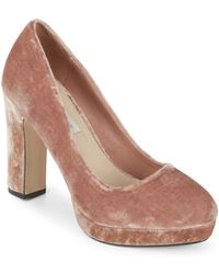 Saks Fifth Avenue - Tamara Dusty Pumps - Lyst