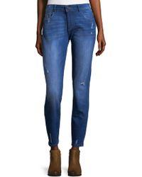DL1961 - Azalea Relaxed Skinny Jeans - Lyst