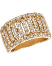 Le Vian - Vanilla Diamond And 14k Honey Gold Ring, 1.06 Tcw - Lyst