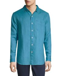 Tommy Bahama - Classic Linen Button-down Shirt - Lyst