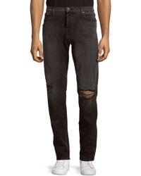 Baldwin Denim - Distressed Jeans - Lyst