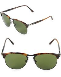 Persol - 56mm Clubmaster Sunglasses - Lyst