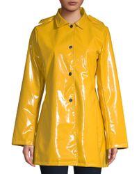 Jane Post - Princess Hooded Raincoat - Lyst