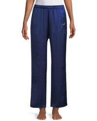 Morgan Lane - Ella Silk Pajama Pants - Lyst