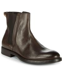 Bacco Bucci - Ederson Leather Chelsea Boot - Lyst