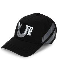 ed8c7741 True Religion 3d Zoom Baseball Cap in Black for Men - Lyst