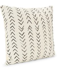 Saks Fifth Avenue - Handspun African Mud Cloth Throw Pillow - Lyst