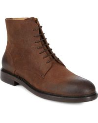 Vince Camuto - Leather Chukka Boots - Lyst