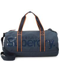 Superdry - Retro Work Barrel Gym Bag - Lyst