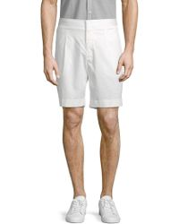 J.Lindeberg - Classic Pleated Shorts - Lyst