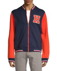 Tommy Hilfiger Colorblocked Varsity Jacket
