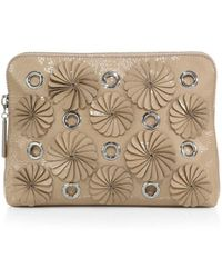 3.1 Phillip Lim - 31 Minute Patent Leather Cosmetic Clutch - Lyst