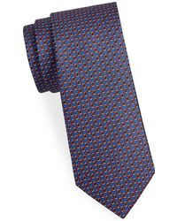 Saks Fifth Avenue - Boxed Link Silk Tie - Lyst