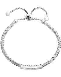 Effy - Diamond Tennis Bracelet - Lyst