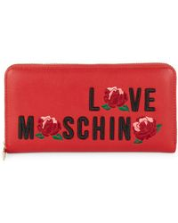 Love Moschino - Wallet - Lyst