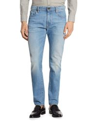 Luciano Barbera - Medium Denim Wash Jeans - Lyst