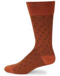Bruno Magli - Celestial Mid-calf Socks - Lyst