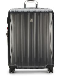 """Delsey - 29"""" Expandable Hard-shell Spinner Suitcase - Lyst"""