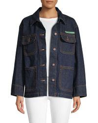 Marc Jacobs - Classic Denim Jacket - Lyst