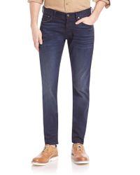 Ralph Lauren - Slim-fit Five-pocket Jeans - Lyst