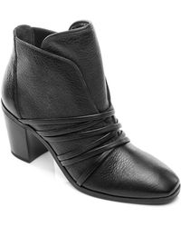 Bernardo - Felicity Leather Booties - Lyst