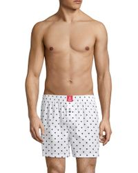 Psycho Bunny - Cotton Logo Boxers - Lyst