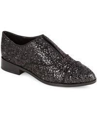 Saks Fifth Avenue - Felix Sparkle Loafers - Lyst