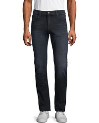 7 For All Mankind - Classic Slim-fit Jeans - Lyst