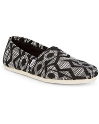 TOMS - Cultural Slip-on Trainers - Lyst