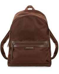 Longchamp - Medium Le Pliage Neo Backpack - Lyst