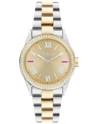 Furla - Eva Stainless Steel Bracelet Watch - Lyst