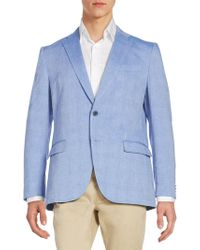 Michael Kors - Regular-fit Cotton-blend Sportcoat - Lyst