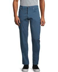 Joe's - Classic Buttoned Pants - Lyst