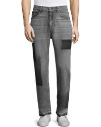 Ovadia And Sons - Washed Straight Jeans - Lyst