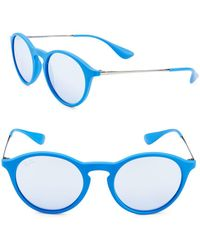 Ray-Ban - Round Sunglasses - Lyst