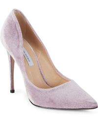 Saks Fifth Avenue - Pointy Toe Court Shoes - Lyst