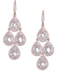 Adriana Orsini - Chandelier Drop Earrings - Lyst