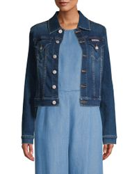 Hudson Jeans - Classic Denim Jacket - Lyst