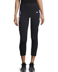 Balance Collection - Tummy Control Mid-calf Leggings - Lyst