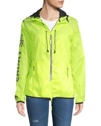 Superdry - Core Affect Zip Hooded Jacket - Lyst