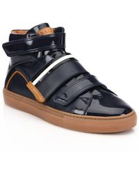 Bally - Herick Mid-top Sneakers - Lyst