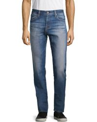 AG Jeans - Slim-fit Faded Jeans - Lyst