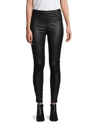 Wythe NY - Classic Leather Leggings - Lyst