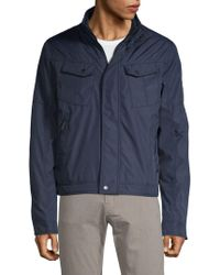 William Rast - Pocket Seamed Jacket - Lyst