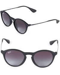 Ray-Ban - 49mm Phantos Sunglasses - Lyst