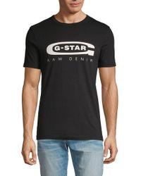 c5e38c85cf0 Men's G-Star RAW T-shirts - Lyst